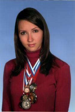 Шевцова Елена