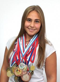 Гилева Юлия